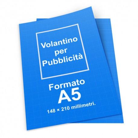 Volantini Frosinone, Stampa pubblicitaria Frosinone. Volanti A5 Misure 148x210, per alti quantitativi, contattateci.
