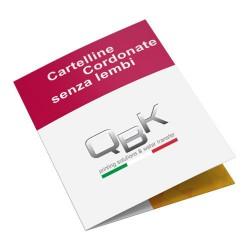 Stampa a Frosinone. Personalizzazione con stampa di cartelline senza lembi esterni. Per alti quantitativi 0775 290145